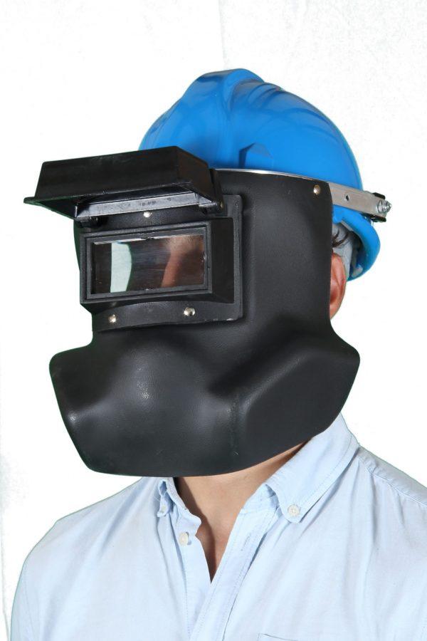 Safety Cap welding helmet combo for 3M Mask