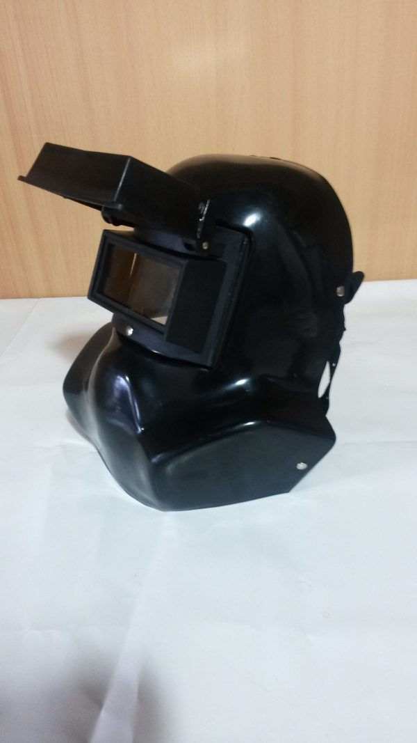 Welding cover for 3M mask