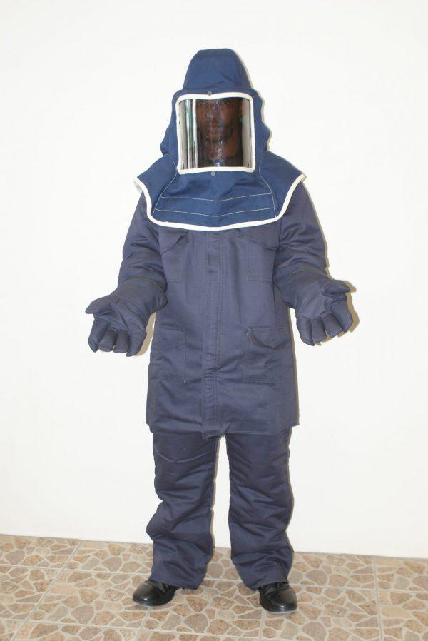Arc Flash Suit scaled