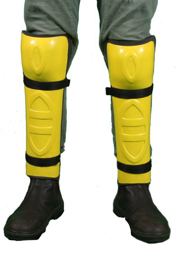 Fibreglass Shin Guards
