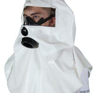 Chemical Hood with Single Respirator