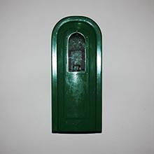 BA cabinet with sliding door [bracket separate]