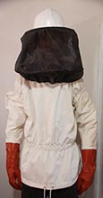 Beekeepers veil Jacket + Gloves