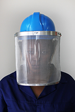 Cap attachment cw 3mm visor and mesh 400x250