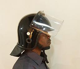 Deluxe helmet