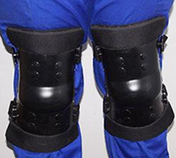 Deluxe knee pad
