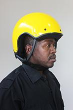 Microlight helmet