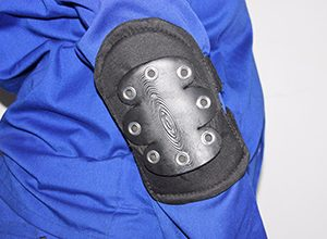 Padded elbow pad